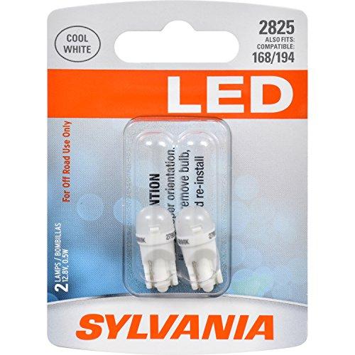 SYLVANIA 2825 White Contains Bulbs product image