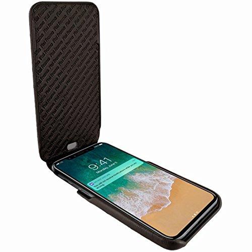 Piel Frama U792LAM Case ''iMagnum'' for iPhone X - Brown by Piel Frama (Image #3)