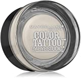 Maybelline EyeStudio Color Tattoo 24Hr Eyeshadow, Too Cool [05], 1 ea (Pack of 2)