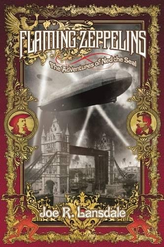 Image of Flaming Zeppelins: The Adventures of Ned the Seal
