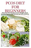 PCOS DIET FOR BEGINNERS: Delicious Diet Recipes