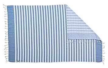 Baidani ZusenZomer Toalla Cairo 90 x 160 cm de Smoky (Blue), algodón, Multicolor, 160 x 90 cm: Amazon.es: Hogar