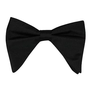 c91c94c6c1dd Mens AZAR Oversized Pre-Tied Handmade Velvet/Satin Formal Tuxedo Big Bow Tie  (