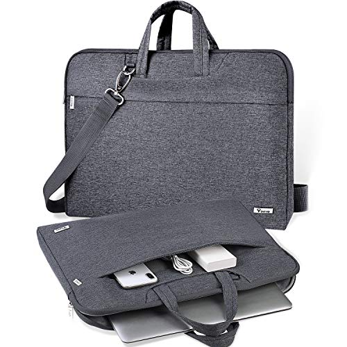 Voova Waterproof Carrying Briefcase Compatible