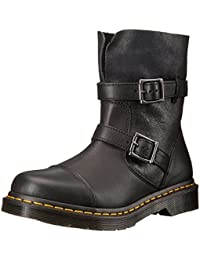 Dr. Martens Women's Kristy Motorcycle Boot