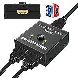 Best Hdmi Splitters - HDMI Splitter   GANA HDMI Switch Bidirectional 2 Review
