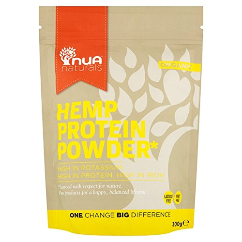 Nua Naturals Hemp Protein Powder (300 Grams)