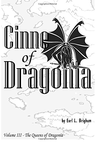 Read Online Cinne of Dragonia (The Queens of Dragonia) (Volume 3) PDF