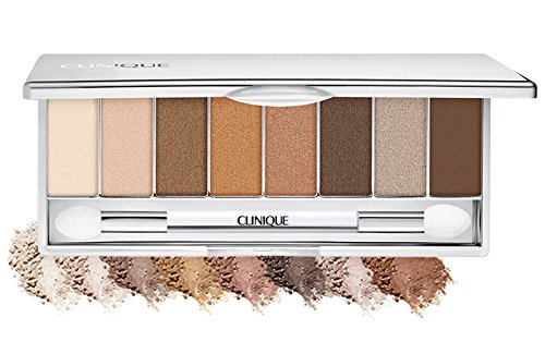 Clinique Wear Everywhere Neutrals All About Shadow 8-Pan Palette - Nudes