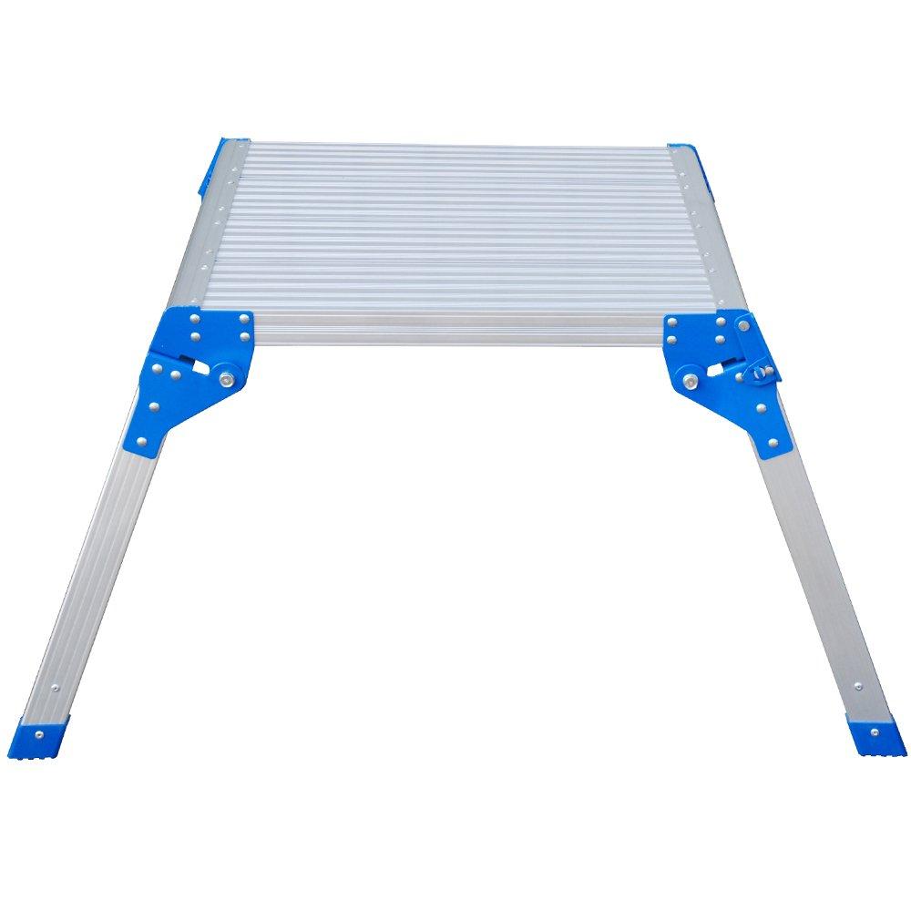 Summit - Taburete tipo plataforma (600 x 600 mm), ideal para trabajos en casa TB Davies 1220-030