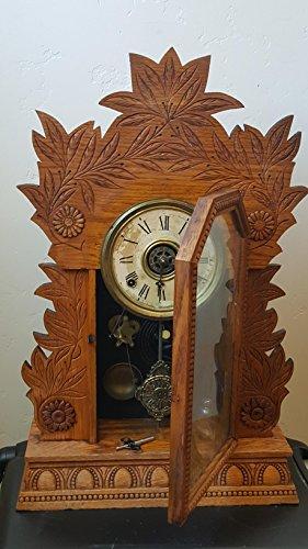 Wm Gilbert Clock - Clock