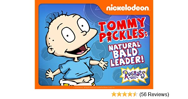 Amazoncom Watch Rugrats Tommy Pickles Natural Bald Leader