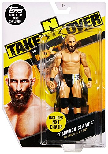WWE NXT Takeover Exclusive Tommaso Ciampa (DIY) Action Figure