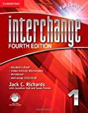 img - for Interchange Level 1 Full Contact with Self-study DVD-ROM (Interchange Fourth Edition) book / textbook / text book