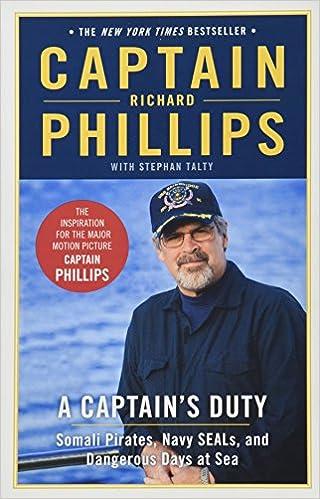 ... Duty a captain's duty : somali pirates, navy seals, and dangerous Somali Pirates Logo