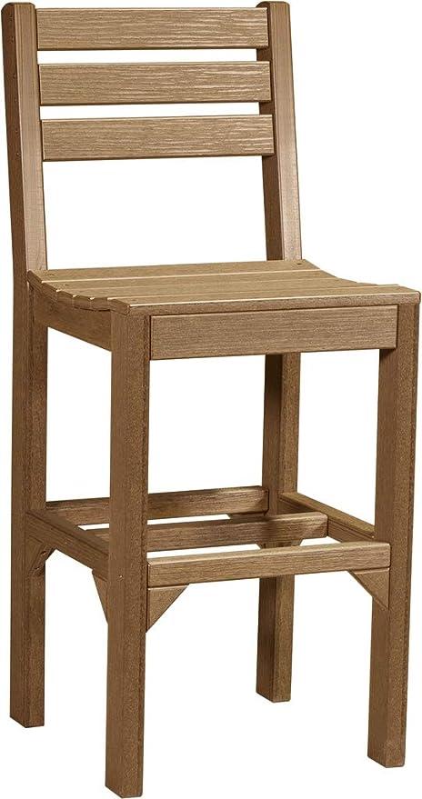 Amazon.com: Furniture Barn USA - Juego de 2 sillas laterales ...