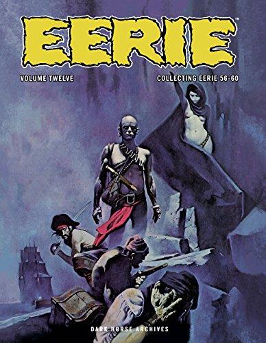 Eerie Archives Volume 12