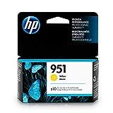 HP 951 Ink Cartridge Yellow (CN052AN)