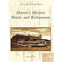 Detroit's Historic Hotels and Restaurants (Postcard History Series) book cover