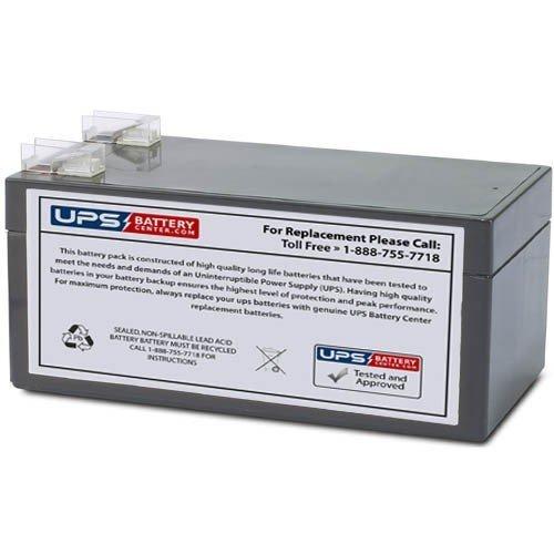 UPSBatteryCenter APC Back-UPS ES 350VA USB 120V Canada BE350U-CN Compatible Replacement (Canada Replacement)