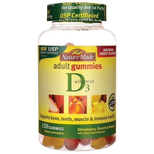 Top 10 recommendation nordic naturals vitamin d3 gummies 1000iu 2020