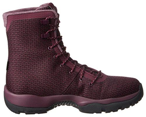 Nike Menns Jordan Fremtidige Støvler Natt Rødbrun / Svart-infrarød 23