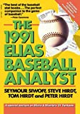 The 1991 Elias Baseball Analyst, Seymour Siwoff and Steve Hirdt, 0671733257