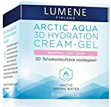 Lumene Arctic Aqua 3D Hydration Cream Gel for Normal / Dry Skin with Arctic Spring Water 50 ml / 1.7 Fl.Oz. For Sale