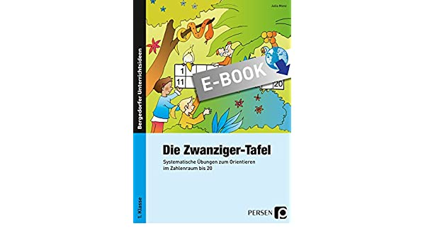 Amazon.com: Die Zwanziger-Tafel: Systematische Übungen zum ...