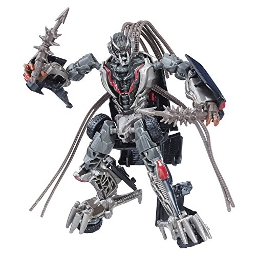 - Transformers Studio Series 03 Deluxe Class Movie 3 Crowbar