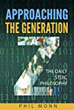 img - for The Daily Stoic Philosophy: Approaching the Generation Z (Communicate, Understand and be Understood) book / textbook / text book
