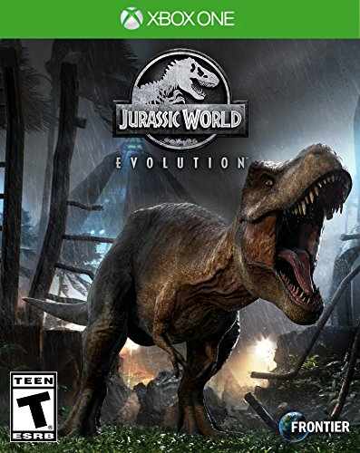 Jurassic World Evolution - Xbox One Edition (Jurassic Park Operation Genesis Pc For Sale)