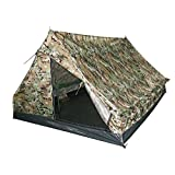 Mini Pack Standard Two Man Tent Classic Hiking Hunting Camping Shelter MultiCam