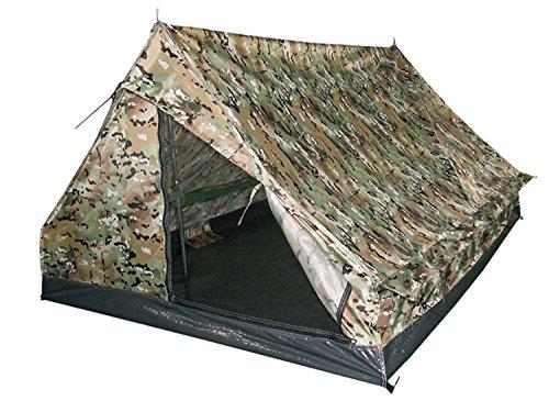 引退した別にマルコポーロMil-Tec テント 2人用 MINI PACK Standard ロッジ型テント