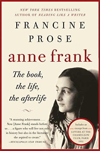 "Save almost $10 on ""a definitive, deeply moving inquiry into the life of the young, imperiled artist""  Anne Frank by Francine Prose"