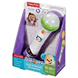 Fisher Price - Laugh N Learn - Rock & Record Microphone