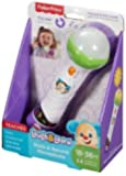 Fisher Price Laugh and Learn Rock and Record Microphone, Multi Color