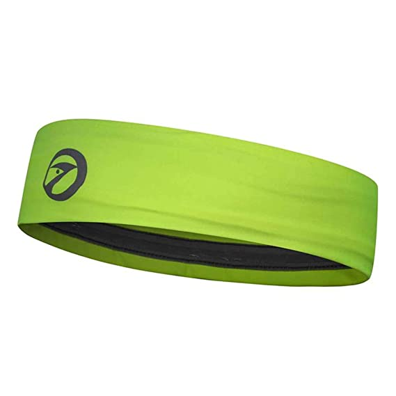 Morza Running Headband Sport Sweat Sweatband Headband Yoga Gym Stretch Head Band Hair Ring for Running Working Out /& Competitions