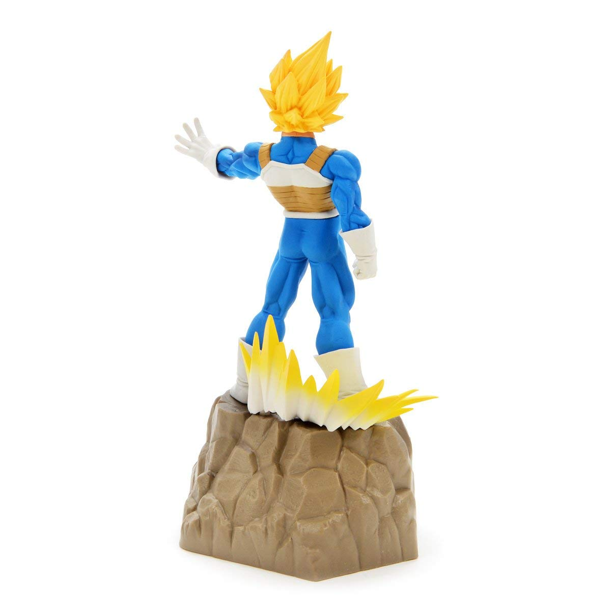 Blue NON Banpresto Dragonball Z Absolute Perfection Figure-Vegeta