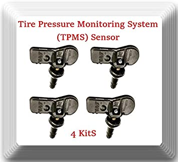 Amazon Com Schrader 4 Kits 52933 C1100 28201 Tpms Tire Pressure Sensor 433mhz Fits Hyundai Sonata 2015 2020 Hyundai Tucson 2016 2020 Kia K900 2019 2020 Automotive