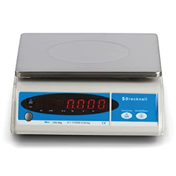 Brecknell 405 (405-6kg/12Lb) Digital Scale