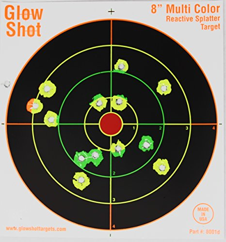 6 inch shooting targets - 8