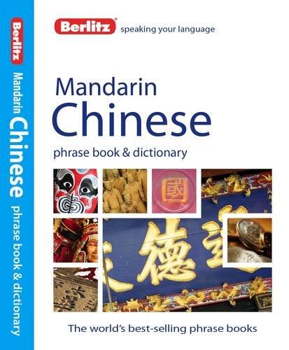 Berlitz Mandarin Chinese Phrase Book & Dictionary (English and Chinese Edition)