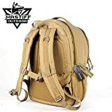 Mastiff Outdoor Tactical Travel Daypack MOLLE Casual School Bookbag Gear Bag TN