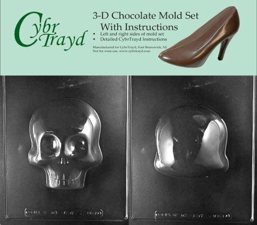 chocolate skull - 8