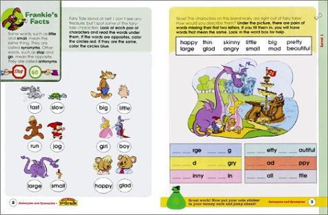 Amazon.com: Jumpstart 1st Gr Workbook: Reading (0659839405007 ...