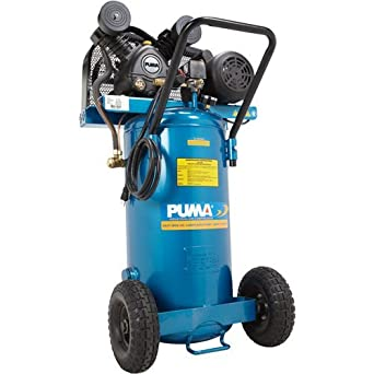 puma 20 gallon air compressor