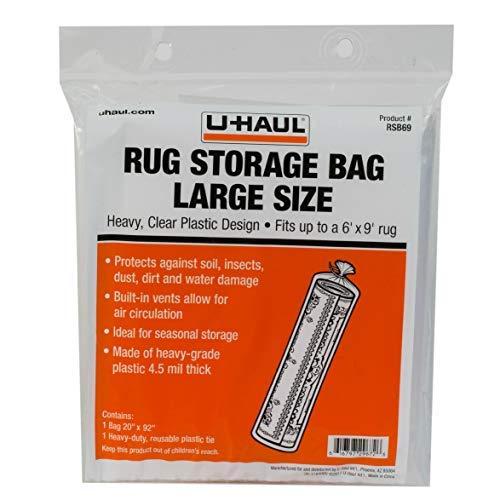 U-Haul Rug Storage Bag - 20