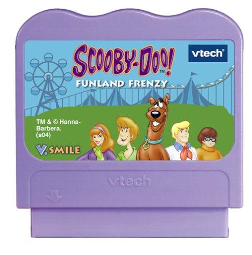 (VTech - V.Smile - Scooby Doo: Funland Frenzy)