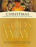 God's Way for Christmas, White Stone Books Staff, 1593790198